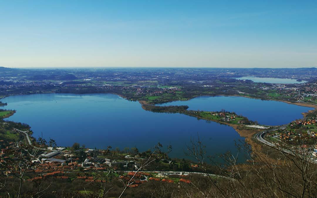 Il Lario e i laghi briantei: Quanta bellezza